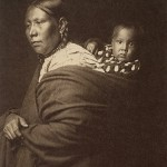 Sioux Mother & Child