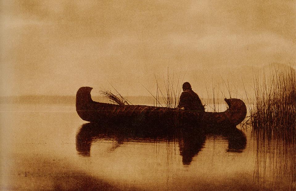 Kutenai Duck Hunter by Curtis