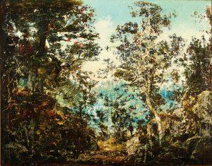 Early Autumn by Ralph Albert Blakelock