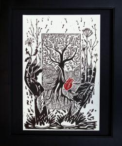 91st Michigan Contemporary Youngman Graphics Award